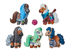My Little Pony x Dungeons & Dragons Crossover Collection Cutie Marks & Dragons Set