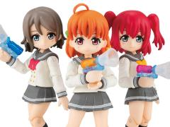 Love Live! Sunshine!! Aqours Shooters! 01 (With Special Card) Exclusive Box of 3 Exclusive Figures