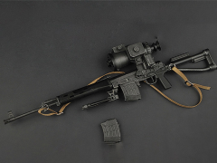 SVDS Rifle 1/6 Accessory Set
