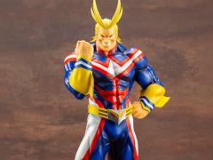 My Hero Academia ArtFX J All Might Statue
