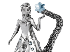 Frozen Elsa (Crystal Ver.) Pewter Collectible Limited Edtion Musical Carousel