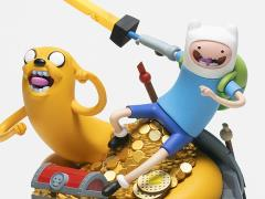 Adventure Time Jake & Finn Limited Edition Statue