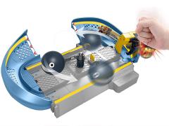 Mario Kart Hot Wheels Chain Chomp Track Set