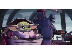 Star Wars Copilot Limited Edition Lithograph