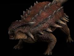 Jurassic Series Ankylosaurus Mace (Red) 1/35 Scale Figure