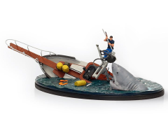 Jaws Orca Boat Diorama