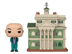 Pop! Town:Town Disney Parks - The Haunted Mansion with Butler