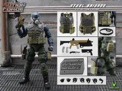 Action Force Steel Brigade 1/12 Scale Figure