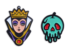 Disney Villains Evil Queen 2-Pin Set