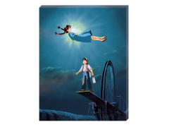 Castle in the Sky The Girl Who Fell From The Sky 366-Piece Artboard Jigsaw Puzzle