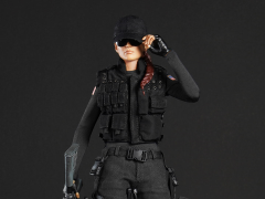 Rainbow Six: Siege Ash 1/6 Scale Figure