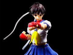 Street Fighter S.H.Figuarts Sakura Kasugano