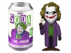 The Dark Knight Vinyl Soda The Joker Limited Edition Figure