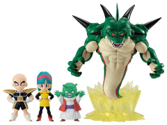 Dragon Ball Adverge Porunga Box Set of 4 Exclusive Figures