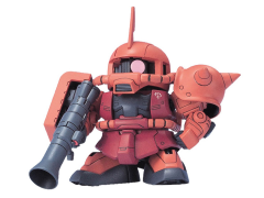Gundam BB Senshi MS-06S Zaku II Model Kit