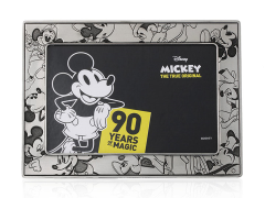 Mickey Mouse Through the Ages Pewter Collectible Picture Frame