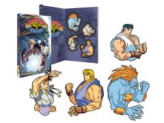 Street Fighter PinBook Vol.3
