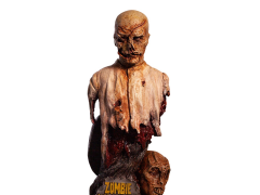 Zombie Holocaust Poster Zombie Bust