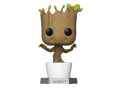 "Pop! Marvel: Guardians of the Galaxy - 18"" Super Sized Dancing Groot"