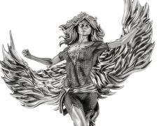 Marvel Phoenix Arising Limited Edition Pewter Collectible Figurine