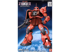 Gundam FG 1/144 MS-06S Char's Zaku II Model Kit
