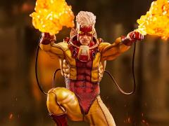X-Men Battle Diorama Series Pyro 1/10 Art Scale Statue