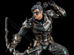 DC Premium Collectibles Samurai Series Nightwing 1/4 Scale Limited Edition Statue