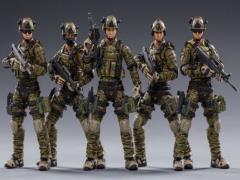 PLA Army Ground Force 1/18 Scale Set
