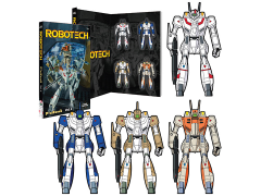 Robotech PinBook Vol.4