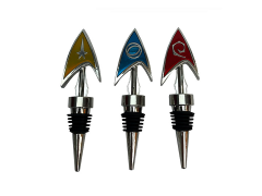 Star Trek: The Original Series Delta Bottle Stopper Three-Pack