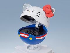 Gundam HaroPla Hello Kitty Model Kit