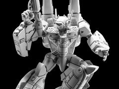 Robotech MiniTech MT21 Super Veritech VF-1J (Battloid Mode) 1/285 Scale Model Kit