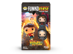 Pop! Funkoverse: Back To The Future 100 Strategy Game Base Set