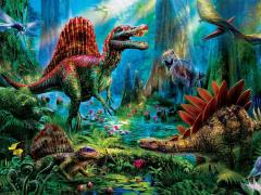 Prehistoria 300-Piece Spinosaur 300-Piece Puzzle