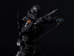 G.I. Joe x TOA Heavy Industries Snake Eyes 1/6 Scale PX Previews Exclusive Figure
