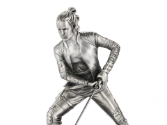 Star Wars Rey Pewter Collectible Limited Edition Figurine