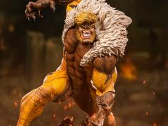 X-Men Battle Diorama Series Sabretooth 1/10 Art Scale Statue