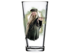 Harry Potter Albus Dumbledore Pint Glass
