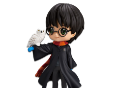 Harry Potter Q Posket Harry Potter with Hedwig (Normal Color Ver.)