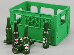 Crate & Beer Bottles 1/6 Scale Accessory
