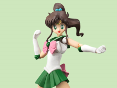 Sailor Moon S.H.Figuarts Sailor Jupiter (Animation Color Edition)