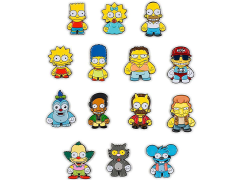 The Simpsons Random Pin