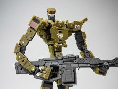 "U.S.U. AFRS Type 1 ""Trashcan"" 1/12 Scale Figure"