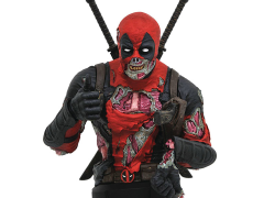 Marvel Deadpool Zombie 1/6 Scale SDCC 2020 Exclusive Bust