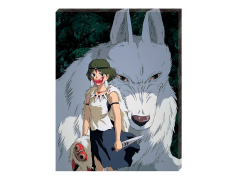 Princess Mononoke Moro and San 366-Piece Artboard Jigsaw Puzzle