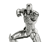 Marvel Iron Man Pewter Collectible Limited Edition Figurine