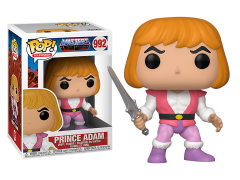 Pop! TV: Masters of the Universe - Prince Adam