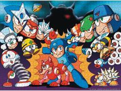 Mega Man 1000-Piece Puzzle