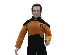 "Star Trek: The Next Generation Data 8"" Mego Figure"