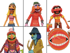 The Muppets Band Members Deluxe Action Figure SDCC 2020 Exclusive Box Set